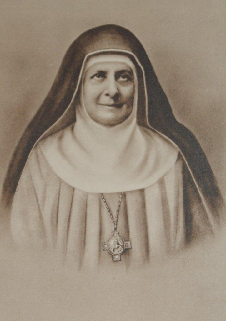 Mother Marie Adele Garnier